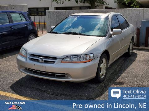 Pre-Owned 1998 Honda Accord EX