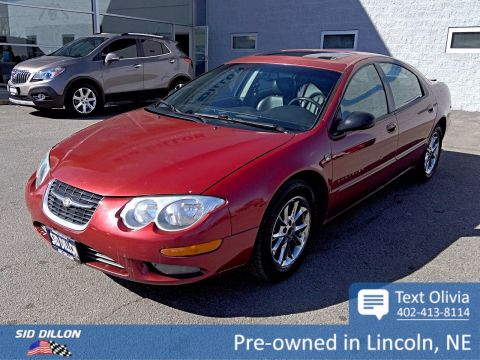 Pre-Owned 2000 Chrysler 300 4DR SDN
